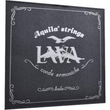 Aquila Cordes Ukulele Lava Series Soprano Soprano Do Cgea Sol Aigu