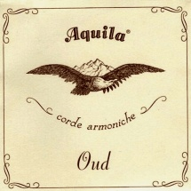 Aquila Cordes Oud New Nylgut Jeux Light- Accordage Arabe Cgdafc