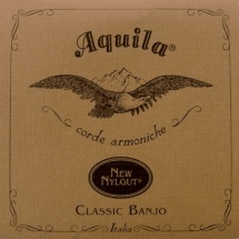 Aquila Cordes Banjo New Nylgut Jeux Medium Dbgdg