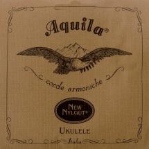 Aquila Cordes Ukulele New Nylgut Concert Concert Do Gcea Sol Grave