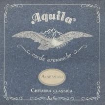 Aquila Cordes Guitare Alabastro Jeux Light