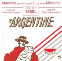 Savarez Argentine Cordes Acoustiques Mandole Jeux Mandole 1,20m