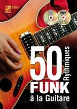 Barrier Benjamin - 50 Rythmiques Funk A La Guitare + Cd + Dvd