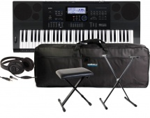 Casio Ctk 6200 Deluxe Bundle