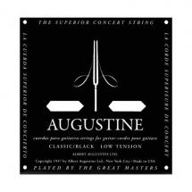 Augustine Augustine Cordes Classiques Standard Reassort Par 12 Pieces 4e Nylon Noir