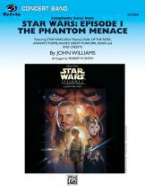 Williams John - Star Wars Phantom Menace Suite - Symphonic Wind Band