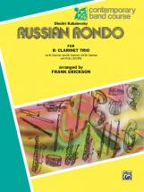 Kabalevsky Dmitri - Russian Rondo - Clarinet Ensemble