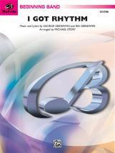 Gershwin George - I Got Rhythm - Symphonic Wind Band