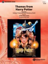 Williams John - Harry Potter, Themes From - Symphonic Wind Band