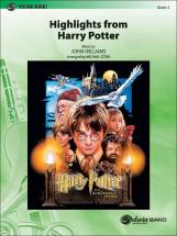 Williams John - Harry Potter, Highlights - Symphonic Wind Band