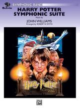 Williams John - Harry Potter, Symphonic Suite - Symphonic Wind Band