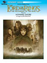 Shore Howard - Lord Of The Rings: Fellowship ,ring - Symphonic Wind Band