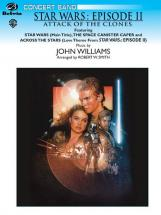 Williams John - Star Wars Attack Of The Clones - Symphonic Wind Band
