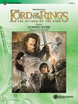 Shore Howard - Lord Of The Rings - Return King - Symphonic Wind Band