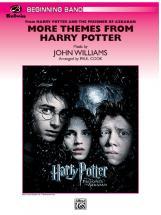 Williams John - Harry Potter, More Themes - Symphonic Wind Band