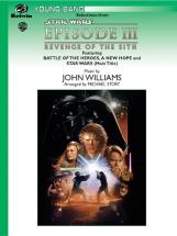 Williams John - Star Wars Revenge Of The Sith - Symphonic Wind Band