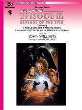 Williams John - Star Wars - Revenge Of The Sith - Symphonic Wind Band