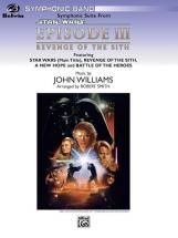 Williams John - Star Wars Iii: Revenge Of The Sith - Symphonic Wind Band