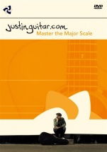 Sandercoe Justin Master The Major Scale Dvd Ntsc - Guitar