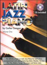 Campos C. - Latin Jazz Piano