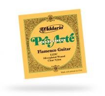 D\'addario Ej25c Clear Composite Flamenco