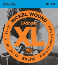 D\'addario Exl110 Light 10 46