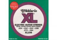 D\'addario Xl156 24-84 Barytone Fender Bass Vi