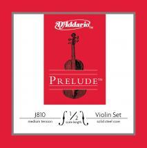 D\'addario Cordes Violon Prelude 1/2 Medium