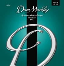 Dean Markley Cordes Basses Signature Nickelsteel Bass Jeux Medium !48-67-85-106
