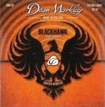 Dean Markley Cordes Acoustiques Helix Acoustic Jeux Acoustic Pure Bronze Light 12-53