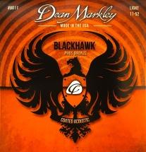 Dean Markley Cordes Acoustiques Helix Acoustic Jeux Acoustic Pure Bronze Medium 13-56