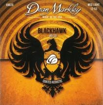 Dean Markley Cordes Acoustiques Helix Acoustic Jeux Acoustic Coated 80/20 Light 12-53