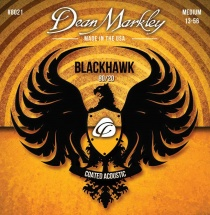 Dean Markley Cordes Acoustiques Helix Acoustic Jeux Acoustic Coated 80/20 Medium 13-56
