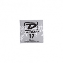 Dunlop Cordes Electriques Nickel Plated Steel Reassort File Rond 017