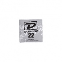 Dunlop Cordes Electriques Nickel Plated Steel Reassort File Rond 022