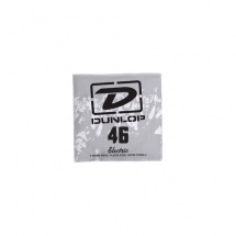 Dunlop Cordes Electriques Nickel Plated Steel Reassort File Rond 046