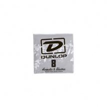 Dunlop Cordes Electriques Nickel Plated Steel Reassort Acier Plein 008