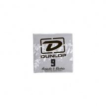 Dunlop Cordes Electriques Nickel Plated Steel Reassort Acier Plein 009