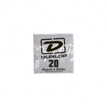 Dunlop Cordes Electriques Nickel Plated Steel Reassort Acier Plein 020