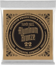 Ernie Ball Aluminium Bronze 22