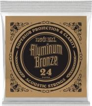 Ernie Ball Aluminium Bronze 24