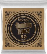 Ernie Ball Aluminium Bronze 30