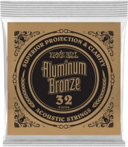 Ernie Ball Aluminium Bronze 32