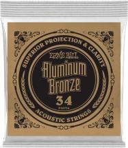 Ernie Ball Aluminium Bronze 34
