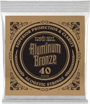 Ernie Ball Aluminium Bronze 40