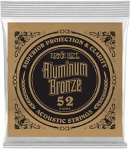 Ernie Ball Aluminium Bronze 52