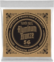 Ernie Ball Aluminium Bronze 56