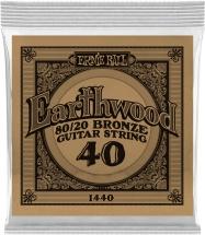 Ernie Ball Earthwood 80/20 Bronze 40