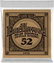 Ernie Ball Earthwood 80/20 Bronze 52