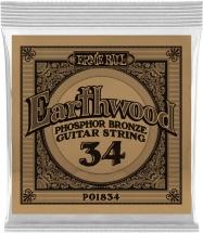 Ernie Ball Earthwood Phosphore Bronze 034